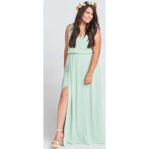 Show me your Mumu 🌸 Kendall Maxi dress 👗